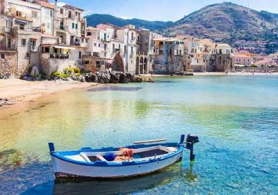 Casa Vacanze Villa Terre Di Bea Ecolodge Vacatio Rental Cefalu'